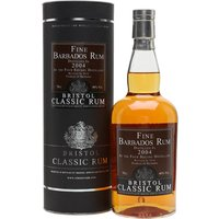Foursquare 2004 / Bristol Classic Rums Single Traditional Blended Rum