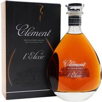 Clement Rhum Vieux Cuvee Elixir Single Traditional Column Rum