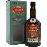 Boulet de Canon N8 / Compagnie des Indes Blended Modernist Rum
