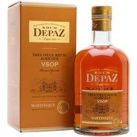 Rhum Depaz VSOP / 7 Year Old Single Traditional Column Rum