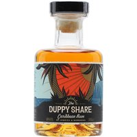 The Duppy Share Rum / Small Bottle Blended Traditionalist Rum