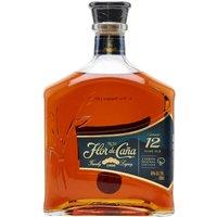 Flor de Cana 12 Rum Single Modernist Rum