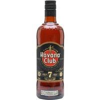 Havana Club 7 Year Old Rum / Anejo Single Modernist Rum