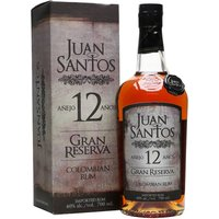 Juan Santos Gran Reserva 12 Year Old Single Modernist Rum