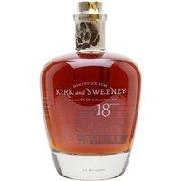 Kirk & Sweeney 18 Reserva Rum Blended Modernist Rum