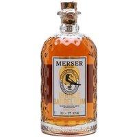 Charles Merser Double Barrel Rum Blended Modernist Rum