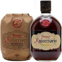 Pampero Aniversario Rum Single Modernist Rum