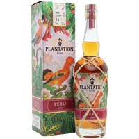 Plantation Peru 2006 / 14 Year Old Single Traditional Blended Rum