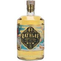Rathlee Golden Rum Blended Modernist Rum