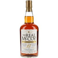 The Real McCoy 12 Year Old Rum / Madeira Cask