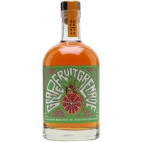 Grapefruit Grenade Overproof Spiced Rum / Rock Star