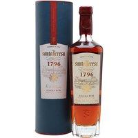 Santa Teresa 1796 Rum Single Modernist Rum