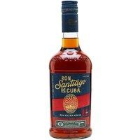 Santiago de Cuba 11 Year Old Extra Anejo Single Modernist Rum