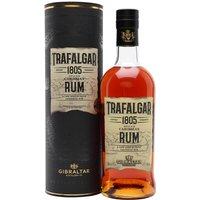 Trafalgar 1805 Caribbean Spiced Rum / Gibraltar Distillery Co
