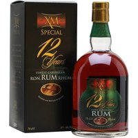 XM Special 12 Year Old Rum Blended Modernist Rum