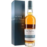 Scapa 16 Year Old Island Single Malt Scotch Whisky