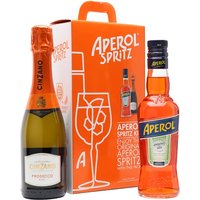 Aperol Spritz Set / 2 Half Bottles