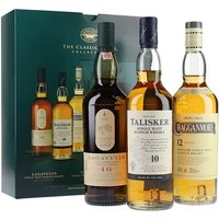 Classic Malts Strong Collection / 3x20cl