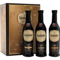 Glenfiddich 19 Years Old Age of Discovery / 3x20cl Set Speyside Whisky