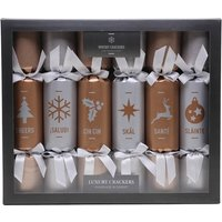 Whisky Crackers by Perfect Measure / 6 Pack Single Malt Scotch Whisky