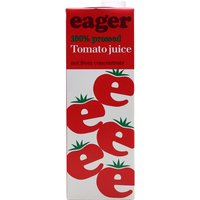 Eager Tomato Juice / Litre