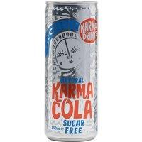 Karma Cola Sugar Free / Single Can
