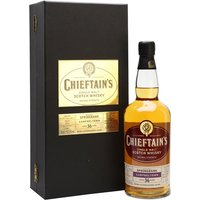 Springbank 1969 / 36 Year Old / Chieftains Campbeltown Whisky