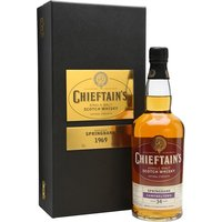Springbank 1969 / 34 Year Old / Chieftain's Campbeltown Whisky