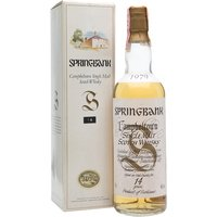Springbank 1979 / 14 Year Old Campbeltown Single Malt Scotch Whisky