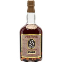 Springbank 30 Year Old / Sherry Cask / Bot.1990s Campbeltown Whisky