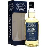 Springbank ODD / Fresh Rum Cask #1999/12/377 Campbeltown Whisky