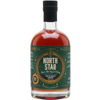 English Whisky 2007 / 11 Year Old / Sauternes Cask / North Star