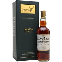 70cl / 43% / Gordon & MacPhail - A marvellous Gordon & Macphail bottling of ancient Strathisla, distilled in 1953 and bottled over 55 years later.  Even better, for their most recent bottlings Gordon & Macphail have upped the strength to 43% from 40%. This should be phenomenal for lovers of the style.