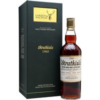 Strathisla 1960 / 53 Year Old / Sherry Cask / G&M Speyside Whisky