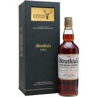 Strathisla 1965 / 50 Year Old / Gordon & Macphail Speyside Whisky