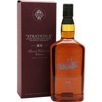 Strathisla 25 Year Old / Special Staff Bottling Speyside Whisky