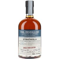Strathisla 26 Year Old / Second-fill Sherry Speyside Whisky