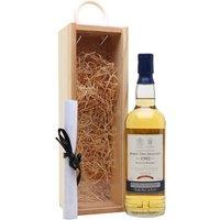 St Magdalene 1982 / Bot.2008 / Berry Bros Lowland Whisky