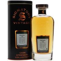 Strathmill 1996 / 23 Year Old / Signatory Speyside Whisky