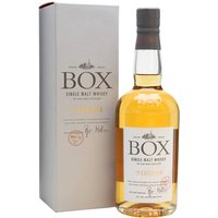 Box The Explorer Swedish Single Malt Whisky