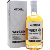 Mackmyra Svensk Rok Swedish Single Malt Whisky