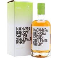 Mackmyra Bjorksav Single Malt Swedish Single Malt Whisky