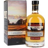 Langatun Old Deer Swiss Single Malt Whisky