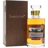 Langatun Old Deer / Cask Proof Swiss Single Malt Whisky
