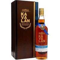 Kavalan Solist Pedro Ximenez Cask #032A (2010) Taiwanese Whisky