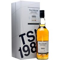 Talisker 1985 / 27 Year Old Island Single Malt Scotch Whisky