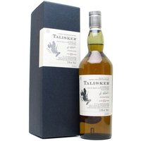 70cl / 57.8% / Distillery Bottling - Released in 2004, this beautifully orchestrated Talisker 25yo has a full, generous palate, with hot spices balanced by delicious shortbread & syrupy notes.  A really awesome malt from a remarkably reliable distillery.