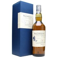 70cl / 57.2% / Distillery Bottling - Released in 2005, this was the third Talisker 25yo to be released and was acclaimed at the time as being the best so far.  Thankfully the standard has remained at an extraordinarily high level ever since.