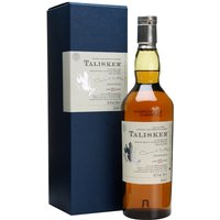 70cl / 58.1% / Distillery Bottling - Talisker super-premium releases from Diageo have been  uniformly excellent.  This is no disappointment - a bit more sherry influence has made this an absolute cracker.  Roars across the palate, then caresses the tastebuds on the finish.