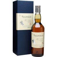 Talisker 25 Year Old / Bot.2011 Island Single Malt Scotch Whisky